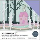 American Crafts, Variety Cardstock - Winter