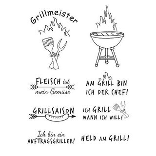 Efco, Clearstempel, Grillmeister