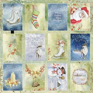 Craft and You, Designpapier, Winter Dream 07