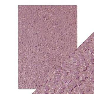 Tonic Studios, A4 Hand crafted cotton papers, 150gsm - falling glitter
