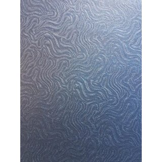 Tonic Studios, A4 Luxury embossed Karton 230gr - denim ripple