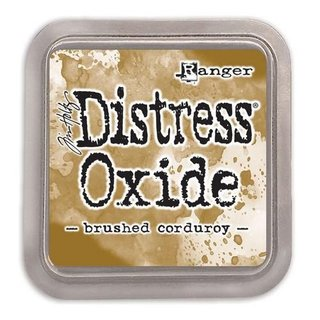 Distress Oxide by Tim Holtz - rushed Corduroy