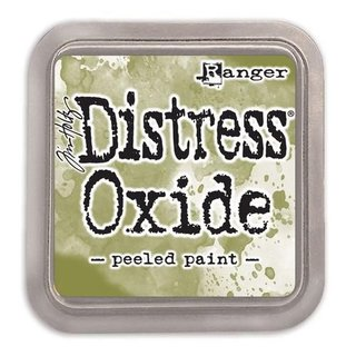 Distress Oxide by Tim Holtz - peeled paint