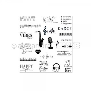 Renke, Clear Stamps - All Music