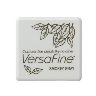 Versafine Stempelkissen Mini, smokey gray
