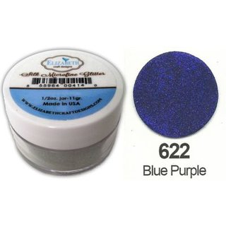 Elizabeth Craft, Silk Micro Fine Glitter - blue purple